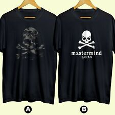 Mastermind Japan Men's Clothing 3 T-shirt Cotton 100% Brand New