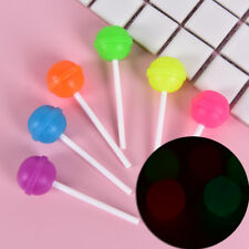 6Pcs Creative Sweet Candy Lolipop Eraser school office supplies Gifts for kidsFL