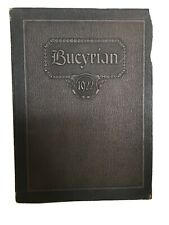 Vintage 1922 Bucyrus High School The Bucyrian Ohio Annual Yearbook