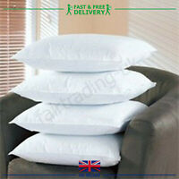 HOTEL QUALITY DUCK FEATHER CUSHION PADS INNERS INSERTS FILLERS 16 18 20 22 & 24""
