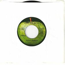 BADFINGER 45  Come And Get It / Rock Of All Ages - NM