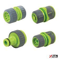 Universal Soft Grip Garden Watering Hose Pipe Tap Plastic Connector Adaptor