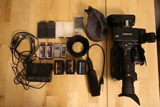 Sony PMW-200 Camcorder XDCAM HD422 50Mbps - 163 Hours