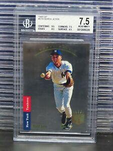 1993 Upper Deck SP Derek Jeter Rookie Card RC #279 BGS 7.5 Yankees G42