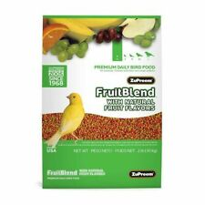 ZuPreem Avian Fruit Blend Premium Food For Very Small Birds 2Lbs