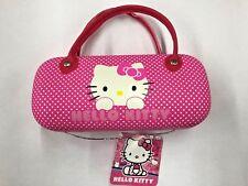 Hello Kitty Eyeglasses Sunglasses Case Hardcase Assorted Selection (NEW)