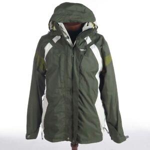 686 Ski Jacket Coat M Unisex Green Medium Men Women