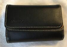 New Lowepro Sorrento 10 Genuine Leather & Suede Camera/Phone Belt Case Free Ship