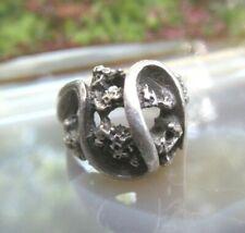 sinnlich durchbrochener alter trachten?  ring silber 925 16 mm