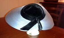 Cappello da donna vintage 1940 ca - originale 100%