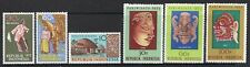 Indonesia 1973-74, 2 Better Sets of 3 MNH