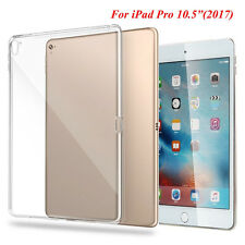 For iPad Pro 10.5inch 2017 Transparent Ultra Thin Clear Soft TPU Back Case Cover