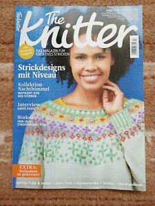 Stricken*Strickjournal*The Knitter*53/2021*Strickheft Handarbeit*Frühling*Herren