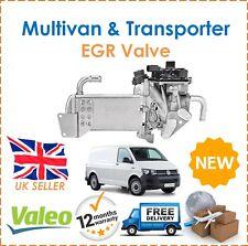 For VW Transporter V VI & Multivan V VI Valeo EGR Valve With EGR Cooler New