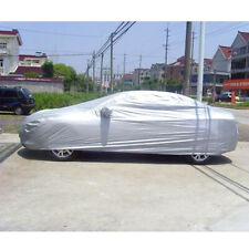 Full Car Cover WaterProof In Out Door Dust UV Ray Snow Rain For SUV L Van Truck