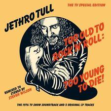 JETHRO TULL TOO OLD TO ROCK 'N' ROLL (Steven Wilson 2014 Remix): CD ALBUM