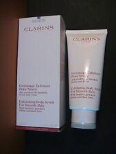Clarins Exfoliating Body Scrub For Smooth Skin With bamboo powders - 200 ml -New