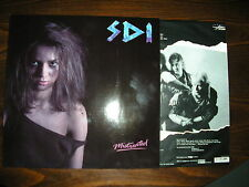 SDI - Mistreated       LP      1989     GAMA       1.press
