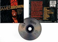 "JAMES BROWN ""The Very Best Of - Sex Machine"" (CD) 1991"