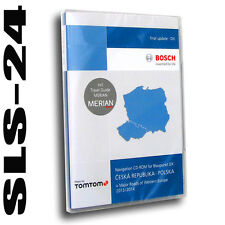 Tele Atlas Navi CD software Polonia Repubblica ceca Blaupunkt TravelPilot DX 2013 2014