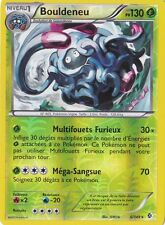 Bouldeneu Reverse - N&B-Frontieres Franchies-6/149-Carte Pokemon Neuve Française