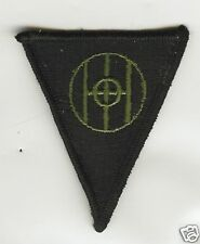 United States 83rd Infantry Division Patch Subdued [2]