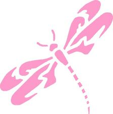 "Dragonfly Vinyl Car Decals, Graphics (5"" x 5"" left)"