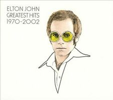 Elton John Greatest Hits Music CDs & DVDs