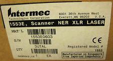 Intermec 1553E Laser Scanner, NER XLR
