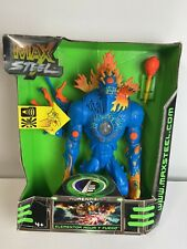 Max Steel Elementor Water and Fire Adrenalink Year 2006 Vintage Vhtf Rare