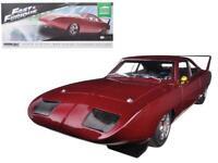 1/18 Greenlight Fast & Furious Dom's Custom 1969 Dodge Charger Daytona 19003