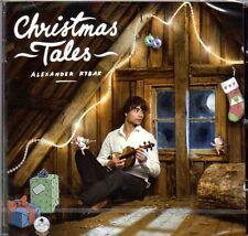 CD ALEXANDER RYBAK, CHRISTMAS TALES, 2012,WEIHNACHTEN,EUROVISION NORWEGEN NORWAY