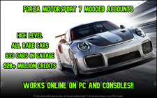 Forza Motorsport 7 Modded Account (Works on PC and Console!)