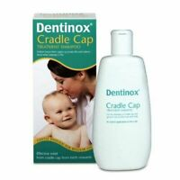 Dentinox Cradle Cap Baby Shampoo 125ml