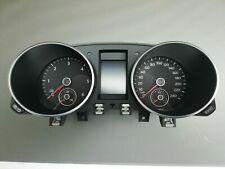 Orig VW Golf 6 Cabriolet Instrument Cluster Speedometer VDO Diesel 5K7920880A