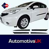 Nissan Note Mk2 Rubbing Strips | Door Protectors | Side Protection Mouldings Kit