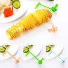 Fruits Vegetables Spiral Slicer Kitchen Cutting Models Potato Cutter Cooking