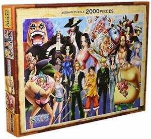 Jigsaw Puzzle One Piece 2 Years Later !!! (73x102cm) - 2000 Pieces