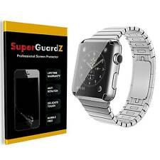 4X SuperGuardZ® FULL COVER Screen Protector Saver For Apple Watch Series 3 42 mm