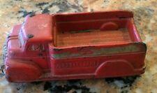 Vintage Auburn Rubber Company Firetruck