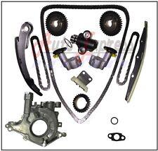 New Timing Chain Kit Oil Pump for Nissan Maxima Quest Altima 3.5L VQ35DE 04-08