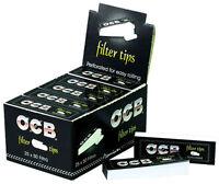 OCB® Filter-Tips Slim Size 50 Blatt / 25er (Filter, Zigarettenfilter)
