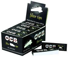 OCB ® filtro-tips slim size 50 hoja/25er (Filter, filtros de cigarrillos)