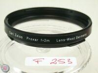 Carl Zeiss Hasselblad Objektiv Filter Lens Nahlinse Close-up Bajonett B-50 253/9