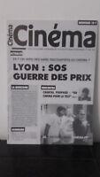 Cine - N º 540-16 A 31 Octubre 1994 - Lyon : Sos Guerra Las Precio