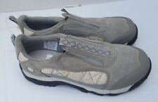 NEW Timberland Gray Boat Slip On Shoes Youth Men Women Leather Reinforced Toes 6
