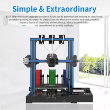 Geeetech Upgraded 3D Printer A10T Triple Extruders 3 in1 out Support auto level