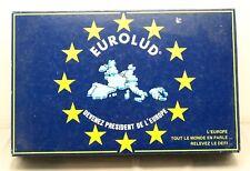 Juego de empresa EUROLUD 2 à 12 Jugadores 1988 Convertido en uno presidente