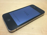 Used - APPLE iPhone 4 Black Negro 32GB Libre - Funciona