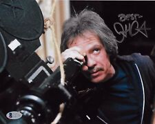 JOHN CARPENTER Signed Autographed 8x10 Photo BAS Beckett Authenticated Director